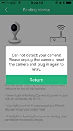 customer reviews wireless security camera misafes wifi baby pet. Black Bedroom Furniture Sets. Home Design Ideas