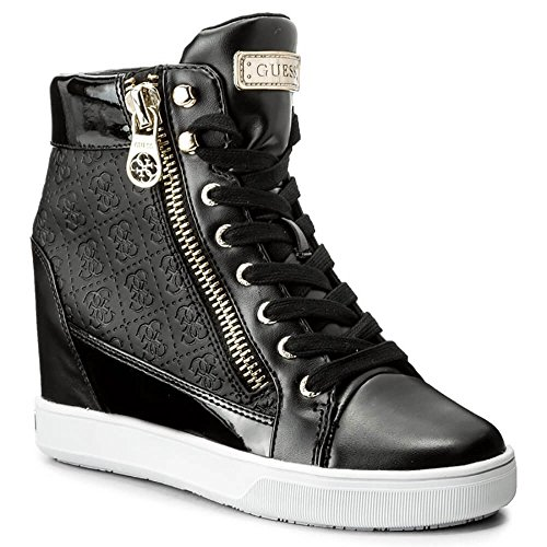 GUESS FLFOR1 FAL12 Zapatos Mujeres Negro\r\n