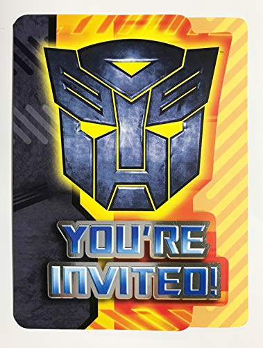 Transformers 'You're Invited