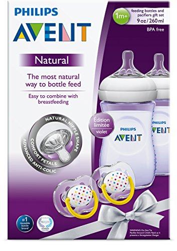 Buy purple bottles avent