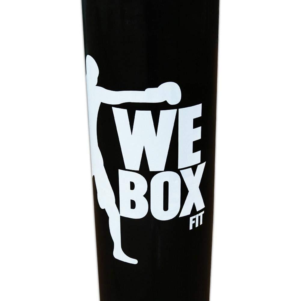 Sac Gonflable De Poin/çonnage Tour Sac Colonne De 1.6m Punching Ball Sac De Frappe Autonome De Boxe Cible AEROBATICS sur Pied Exercices De Boxing MMA Parfait pour Enfants Et Adultes