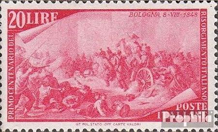 Prophila Collection Italia 756 1948 Encuesta 1848 (Sellos para los coleccionistas): Amazon.es: Juguetes y juegos