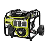 Ryobi 3,600-Watt 212cc Gasoline Powered Portable Generator