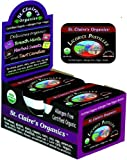 St. Claire's Organics® Licorice Pastilles, 1.5 oz Tin (Pack of 6)