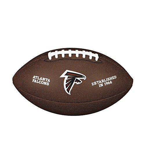 NFL Team Logo Composite Football, Official - Atlanta Falcons ()