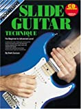 img - for CP18359 - Progressive Slide Guitar book / textbook / text book
