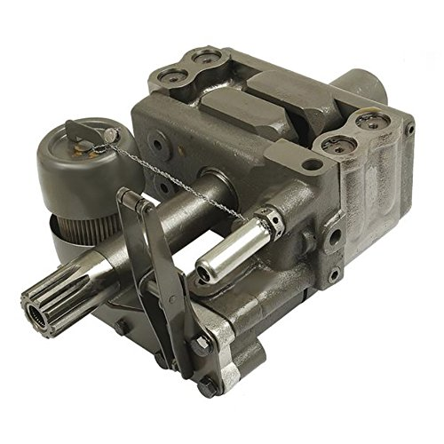 All States Ag Parts Hydraulic Pump - Forward Pushing Valve Massey Ferguson 165 20 150 180 3165 40 175 30 135 1684582M92 1684582T