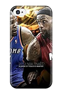 Diy Yourself Awesome LeeJUngHyun Defender Tpu case cover For iphone 5c - Oklahoma City Thunder Basketball Nba Miami 2VVPzC51Ii1 Heat
