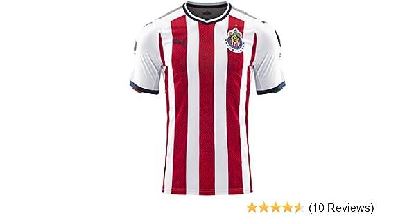 best loved cfa53 edde6 PUMA Men's Chivas Promo Home Jersey 17/18 Red/White