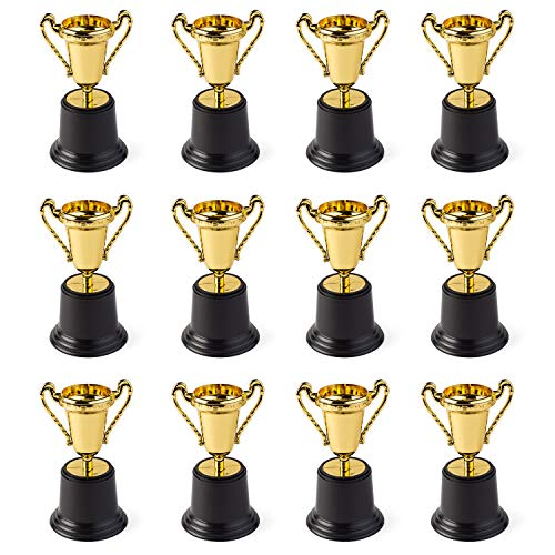 Gold Award Trophy Cups 4