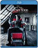 Sweeney Todd: The Demon Barber Of Fleet Street (2007) (BD) [Blu-ray]
