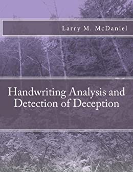 Handwriting Analysis and Detection of Deception