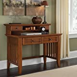 Home Styles Arts & Crafts Student Desk & Hutch For Sale
