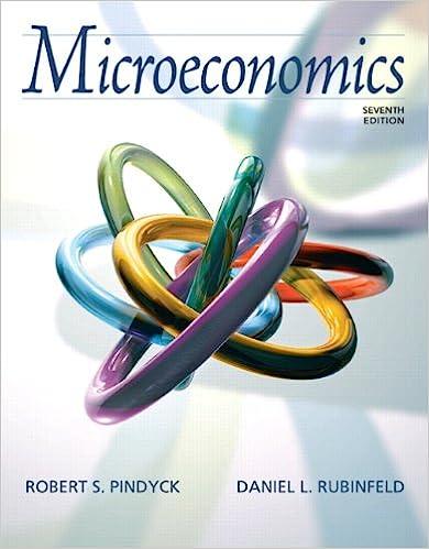 Microeconomics for unisa: robert s. Pindyck: 9781781344125.