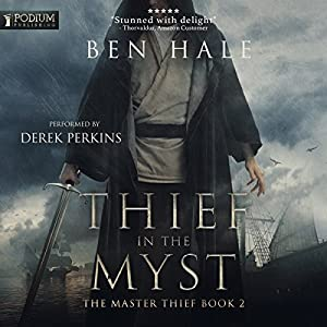 Thief in the Myst Audiobook