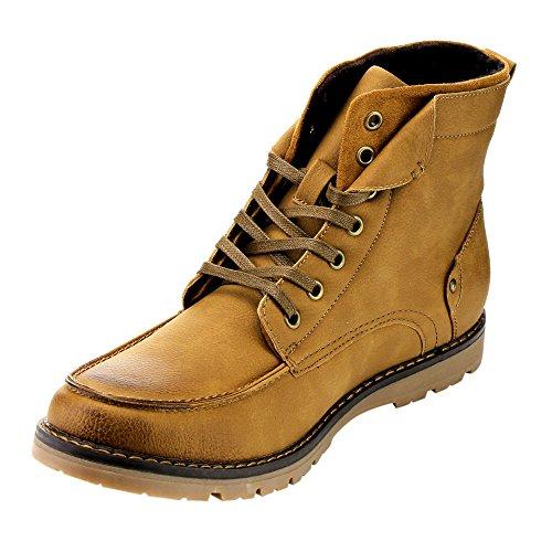 Arider Mens Ac79 Sneaker Stivali Cammello