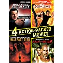 4 Action-Packed Movies Collection (Belly of the Beast / Half Past Dead / Half Past Dead 2 / The Medallion)