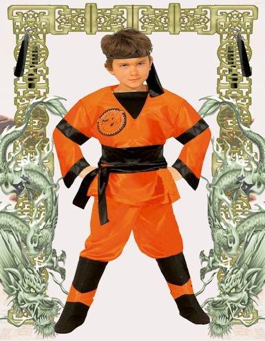 Ninja Naranja TG 3 4 AÑOS 27114: Amazon.es: Juguetes y juegos