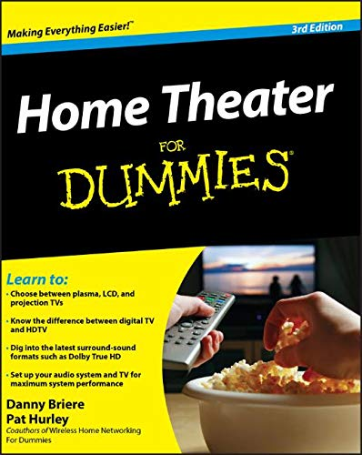(Home Theater For Dummies)
