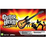 Guitar Hero World Tour: Standalone Wireless Guitar Controller (Xbox 360)