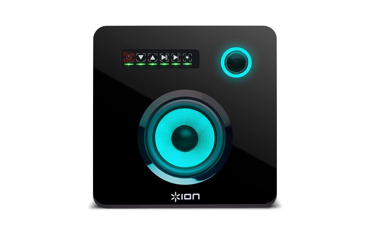 ION Audio Spectraboom Drahtlose Stereo Boombox mit beleuchteten Lautsprechern inMusic Europe Limited