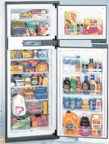 Norcold N841R) AC/DC Refrigerator, Black