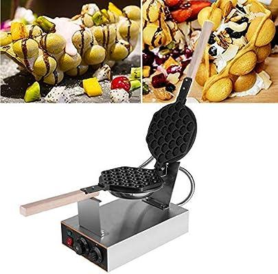 ZGHOME Huevo Wafflera Máquina Torta del Acero Inoxidable Horno ...