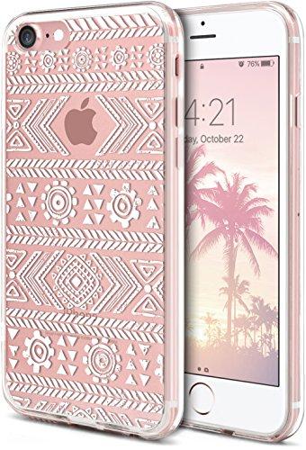 아이폰 8 케이스, 아이폰 7 전화 커버, ROOEL 슬림 소프트 보호 T..