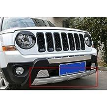 Liquor Car New For Jeep Patriot 2011-2016 2012 2013 2014 2015 ABS Front Bumper Protector Guard