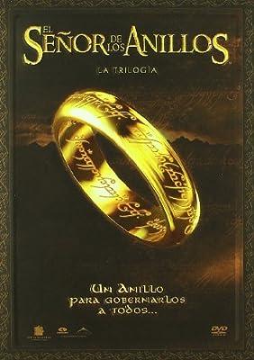 El Señor de los Anillos: La trilogía [DVD]: Amazon.es: Cine y ...