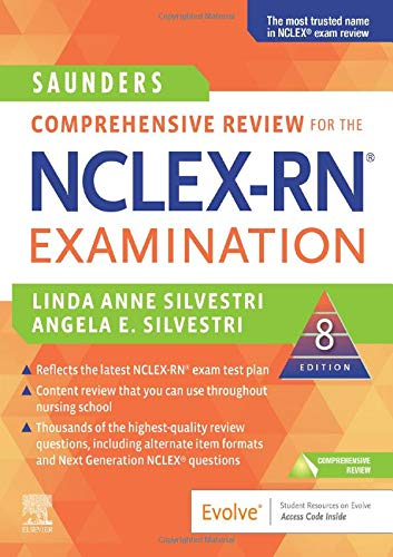 Saunders Comprehensive Review for the NCLEX-RN Examination by Saunders