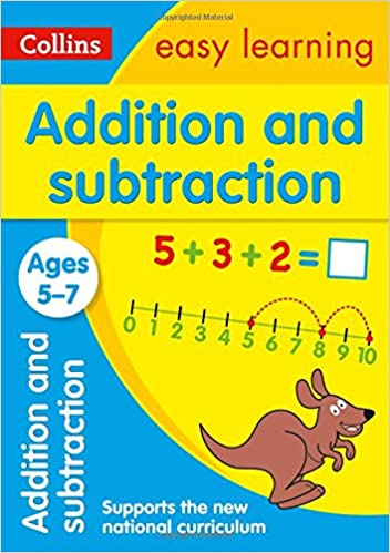 Addition and Subtraction Ages 5-7: New Edition (Collins Easy ...