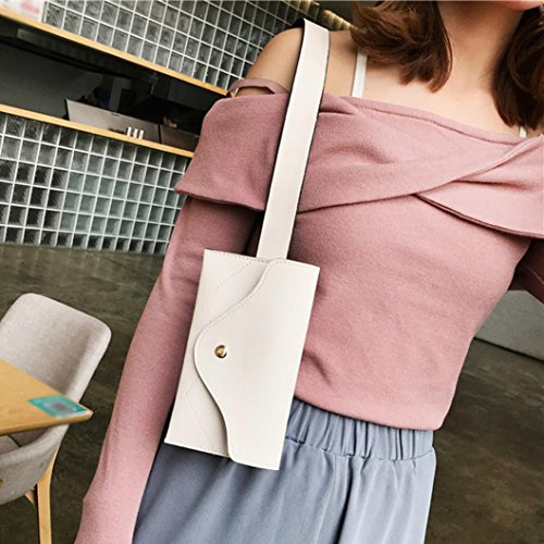 Splice Shoulder Bags GINELO for women Chest Bag Fashion Color Pure Messenger Beige Leather Bag r8X8qw7dx