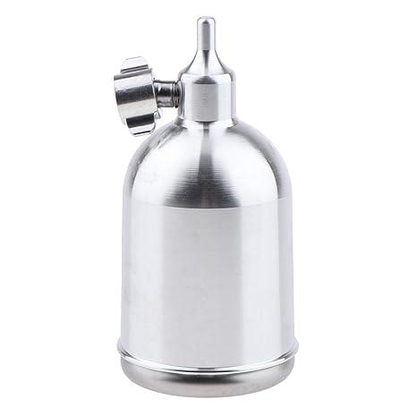 Aluminum Alloy 150ml Spray Paint Cup For Car Wall