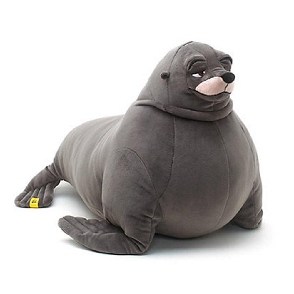 Disney officiel Finding Dory 30cm Fluke Le Sea Lion doux Peluche: Amazon.es: Juguetes y juegos