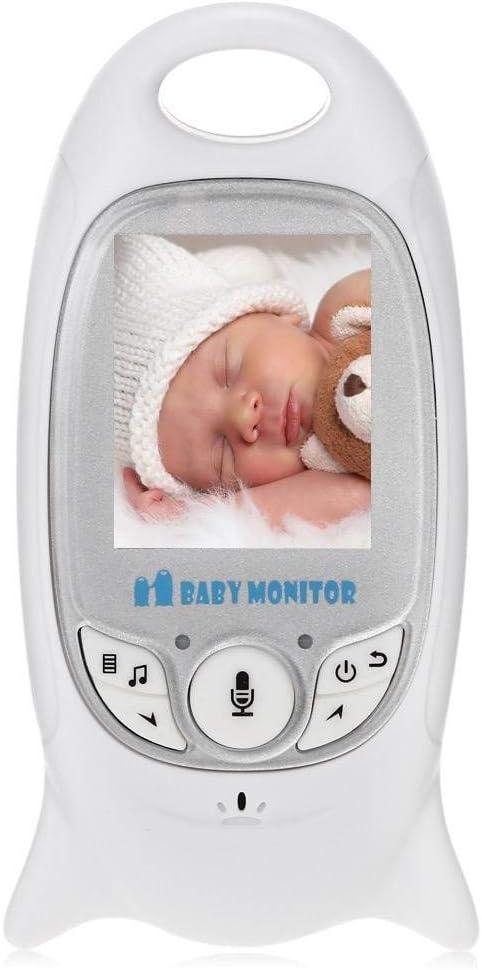 Monitor de beb/é de colores audio y v/ídeo digital control del sue/ño para beb/és
