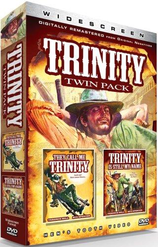 Trinity Twin Pack  They Call Me Trinity   Trinity Is Still My Name