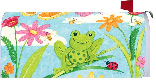 WELCOME FRIENDS FROG Makeover Magnetic