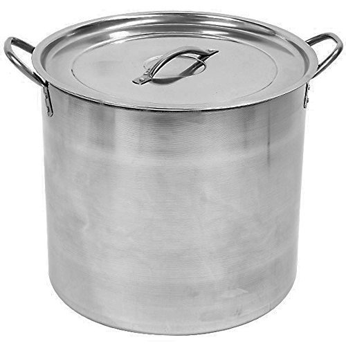 5 Gallon Stock Pot with Lid