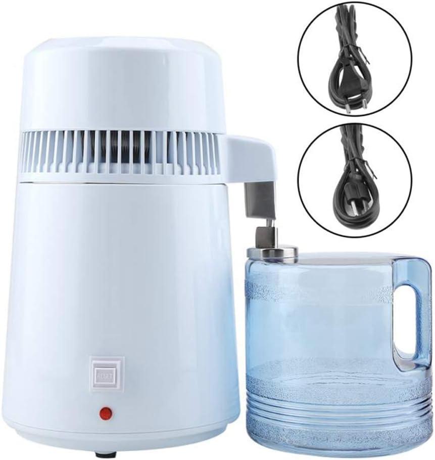 ステンレス鋼の携帯用電気純粋な歯科水蒸留器のLED表示が付いている蒸留水機械