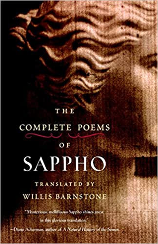 The complete poems of sappho willis barnstone 9781590306130 the complete poems of sappho willis barnstone 9781590306130 amazon books fandeluxe Gallery