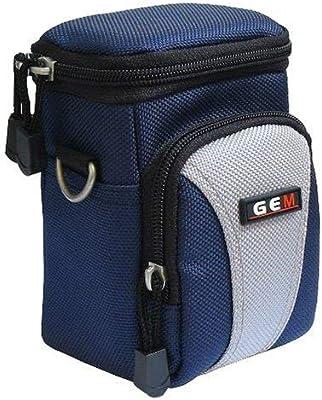 GEM AS250111NCS9900 Caja compacta Azul, Gris Estuche para cámara ...
