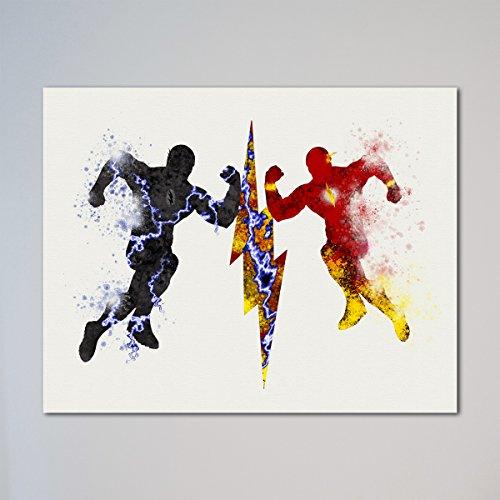 The Flash vs Zoom Barry Allen Hunter Zolomon 11
