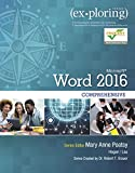 img - for Exploring Microsoft Word 2016 Comprehensive (Exploring for Office 2016 Series) book / textbook / text book