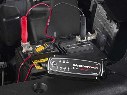 WeatherTech SmartCharge Battery Charger - Fits Non-Spec Vehicle - ALL | ALL (WEA129997-HR)