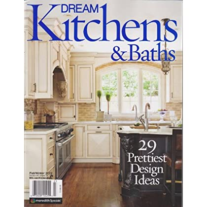 Dream Kitchens Baths Magazine Fall Winter 2012 Books