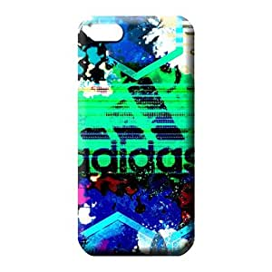 iphone 5 / 5s Brand Anti-scratch New Fashion Cases phone skins adidas famous top?brand logo