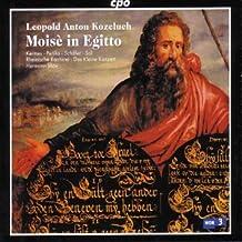 Kozeluch: Mois??? in Egitto (Moses in Egypt) /Kermes ??? Perillo ??? Sch???fer ??? Sol ??? Rheinische Kantorei ??? Das Kleine Konzert ??? Max (2003-11-18)