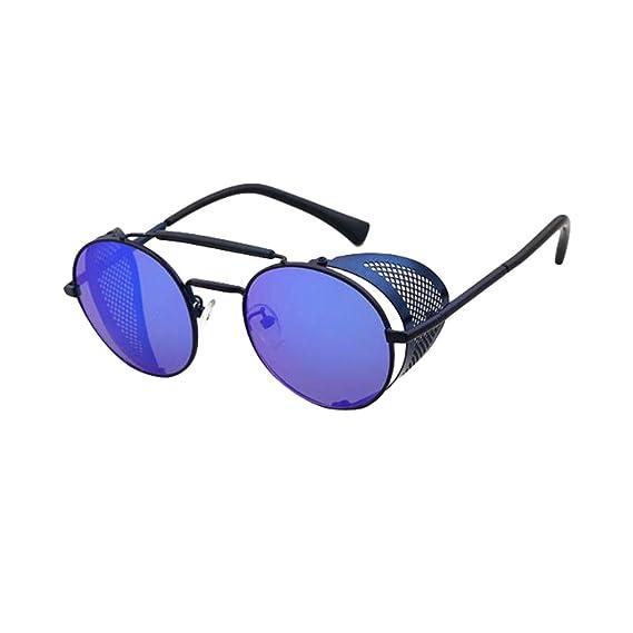 Gafas De Sol Vigas De Doble Para Mujer Y Hombre Steampunk ...