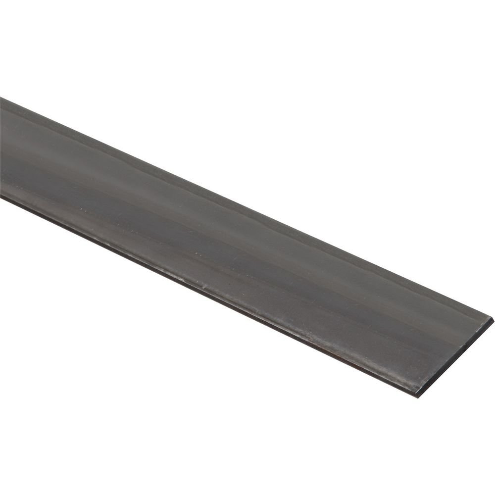 National Hardware N341-420 4062BC Solid Flat in Plain Steel, 1-1/2'' x 36''